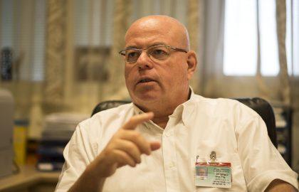 Профессор Дов Фреймарк, врач