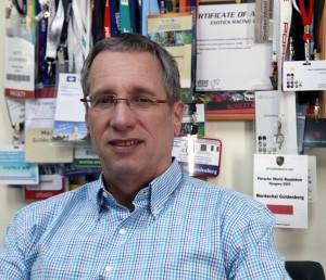 Интервью с проф. Голденберг
