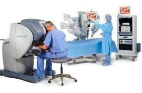 Хирургический робот да Винчи в Израиле